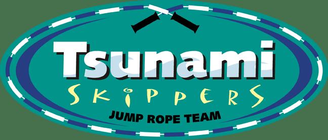 Tsunami Skippers Jope Rope Team Logo